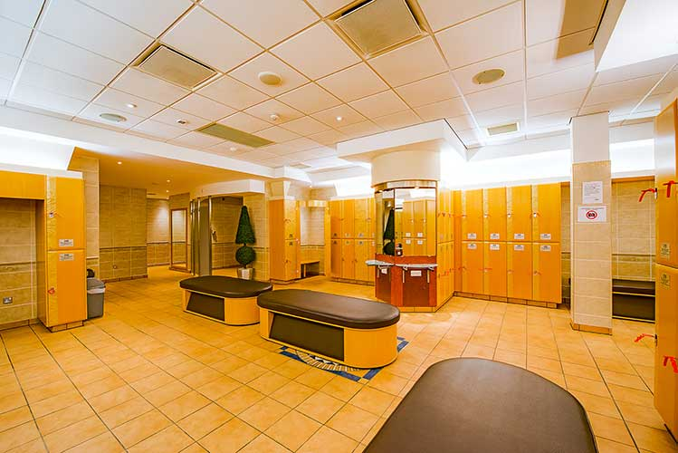 Changing Rooms Dkit Sport
