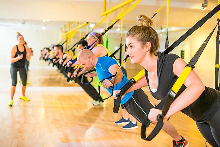 TRX & Kettlebells Classes Dundalk