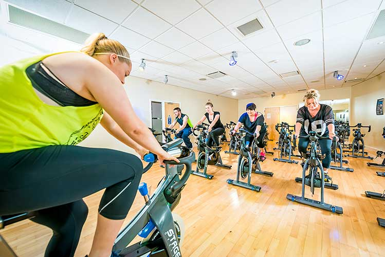 Spin Classes Dundalk